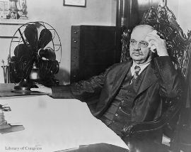 Photo of Vice President Charles Curtis
