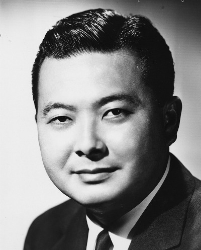 Photo of Daniel Inouye