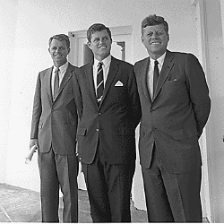 Kennedy Brothers, 1963