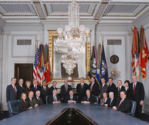 Senate Armed Services Committee, 2001