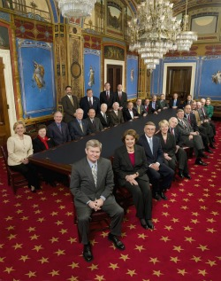 Senate Committee on Appropriations, 2006