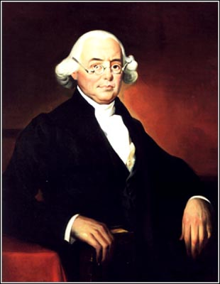 James Wilson of Pennsylvania, Associate Justice of the Supreme Court, 1789-1798