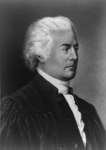 Portrait of John Rutledge