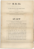 Page of the Revenue Act