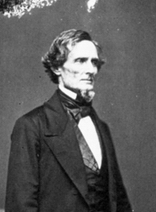 Image of Senator Jefferson Davis