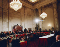 Confirmation Hearing for Chief Justice John Roberts