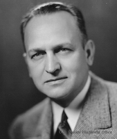 Photo of Senator Scott Lucas of Illinois