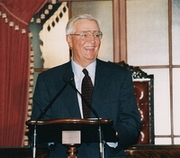 Photo of Vice President Walter Mondale