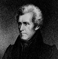 Image of President Andrew Jackson