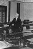 Photo of Otto Preminger in Senate Chamber