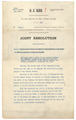 S.J.Res. 1: Declaration of War With Germany, WWI