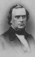Photo of Senator Willard Saulsbury, Jr. of Delaware