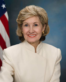 Photo of Kay Bailey Hutchison