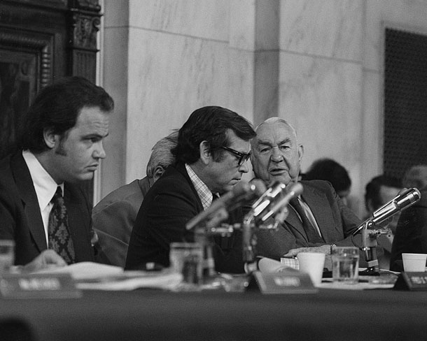 Fred Thompson and Howard Baker