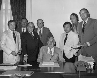 Members of the Watergate Committee