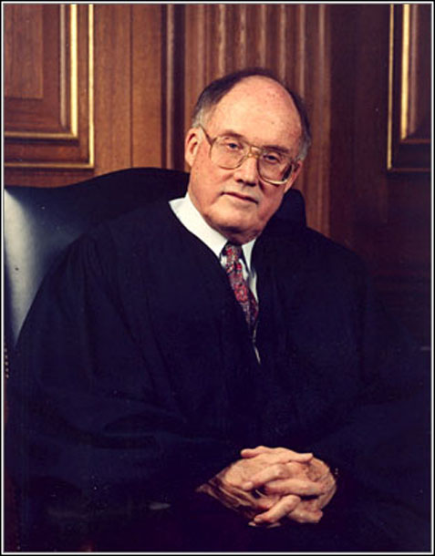 Photo of William H. Rehnquist
