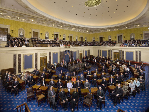 official photo of 110th Breaking News: House Votes YES On Health Care Reform