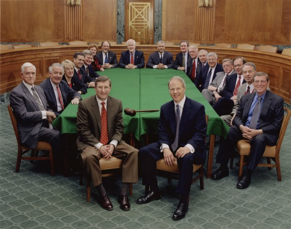 Senate Committee on the Budget, 2003