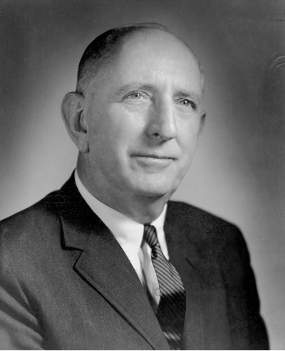 Senator Richard Russell of Georgia