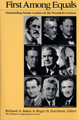 The book jacket of First Among Equals
