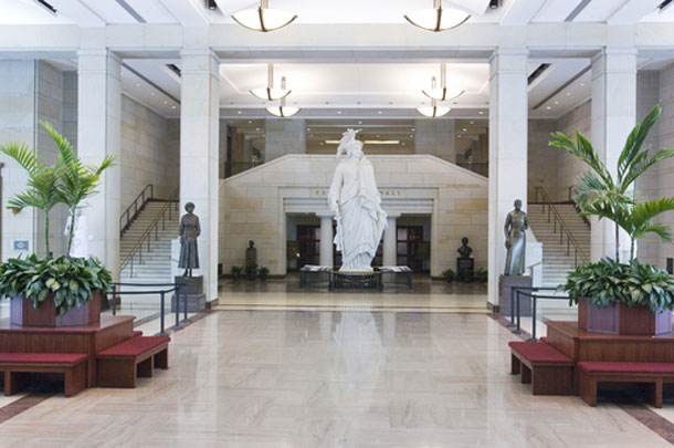 Image: Capitol Visitor Center