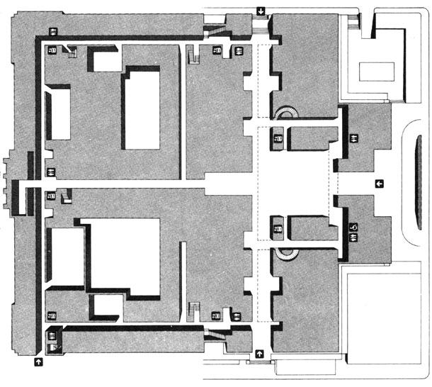 U.S. Senate: Dirksen & Hart Senate Office Buildings floor plan