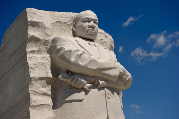Image: Martin Luther King, Jr. Memorial