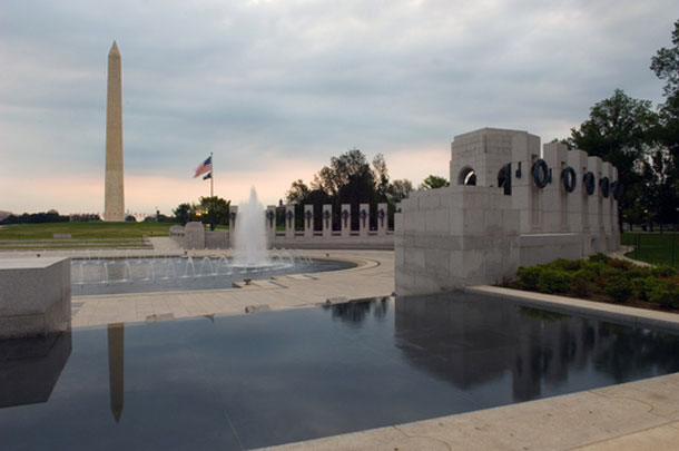 Image: World War II Memorial